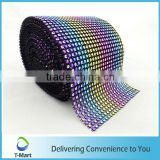 Colorful Plastic net mesh for Hair accessories