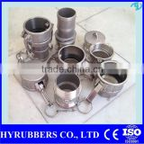 Hyrubber Hose fitting Aluminium Camlock Quick Couplings