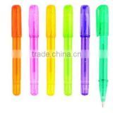 Mini color gel pen office stationery manufacturers manufacture