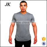 High quality man clothing wholesale apparel blank tshirt no label