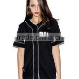 New products 2016 custom baseball tee shirts wholesale jerseys custom sublimation                                                                         Quality Choice