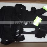DJ co2 gun backpack for co2 tank , N2 tank bottle straps gas CO2 tank back pack for led co2 gun