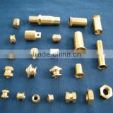 Small precision brass medical apparatus and instruments fittings