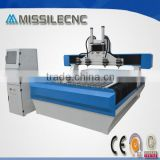 3 axis taiwan TBI ball screw wood cnc router for relief sculpture engraver