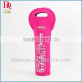 wholesale neoprene gift wine bottle sleeve
