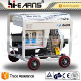 3kw portable air cooled diesel inverter generator