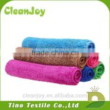 Custom Made Kitchen Cleaning Towel Factory Price Household Microfiber Wash Dish cloth