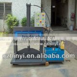 Plastic hydraulic cutter / rubber tube cutting machine YMHC-60T