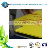 High Quality PP plastic material Hollow Sheet/ pp material corrugated plastic sheet,fluted pp correx sheet                                                                         Quality Choice