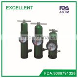 medical oxygen regulator CGA870 series /oxygen flowmeter with humidifier