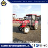 Mini Tracktor Small Farm Tractors 4WD 55HP LY554 Small Tractor                                                                         Quality Choice