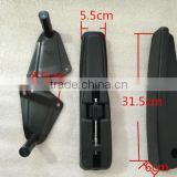 Forklift seat spare parts adjustable handrest/armrest