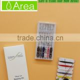 Useful mini disposable hotel sewing kit for emergency situations                                                                         Quality Choice