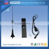 868MHz or GSM/CDMA pcb antenna with mini magnetic base mount and RG174 or RG58C/U coaxial cable