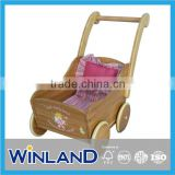 Baby Doll Wooden Classic Design Stroller