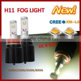 led motorcycle headlight Auto led foglights led car headlight conversion kits