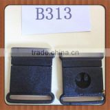 release buckle, ABS materail hook type buckles,B313