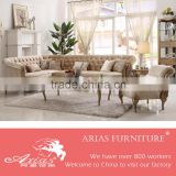 INquiry about high quality 677# corner sofa design