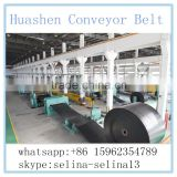 Huashen brand wear resistant cheap price chinese suppliers made conveyor ash coal granulated materials cotton canvas belt