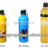 facy stainless steel water bottle for	babies kids