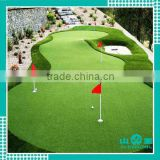 artificial mini golf gym mat tile turf for golf
