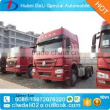 Sinotruk HOWO Tractor Truck ,Trailer Trucks Tractor Head price For Sale                                                                         Quality Choice