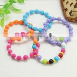 Fashion Stretch Bracelets for Kids (BJEW-JB00679)