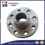 Weld neck flange, steel flange and fittings, weld neck reducing flange