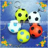 2013 football shaped stress ball,pu stress key chain,pu key chain