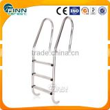 SF-315 stainless steel304 316 and plastic 2 steps to 5 step swimming pool ladder