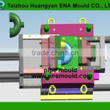 OEM 90 degree pvc elbow pipe fitting injection mould