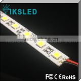 Shenzhen 1M 5050 5630 7020 72 LEDs Rigid Hard Light Led Bar Strip light 12V/24V