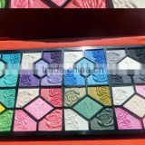 High pigment 80 colors multi color customer private label cheap best eyeshadow palette/Makeup mixing palette
