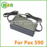 9.5V 4A Power Supply for Pax S90 Desktop adaptor for Pax S90