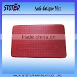 2014new design red color anti-fatigue mat/wholesale anti-fatigue mat/Anti-slip Industry Anti-fatigue Mats