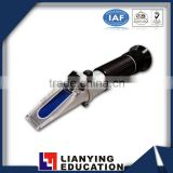 Salinity Refractometer for teaching instrument