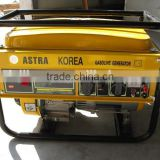 open frame generator 2kw-5.5kw, ASTRA KOREA generator, cheap price, workshop&garden&home use, OEM