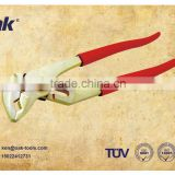 sparkless Aluminium Bronze 10 inch water pump pliers with handle cover pliers high quality supplier