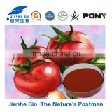 Best price Free Sample tomato extract lycopene 1%~96% supplier in bulk, plant extract powder supplier