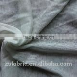 ZHENGSHENG acrylic Blend Fabric for pajamas and blouse knitted single jersey solid dyed fabric
