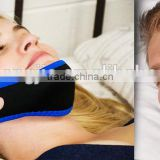 Anti Snoring Chin Strap Stop Snoring Belt Anti Apnea Jaw Support Anti Snoring Strap Device Snore Stopper JS-015