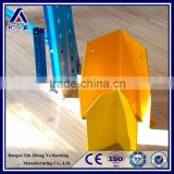 steel powder coating warehouse rack protector for pallet rack