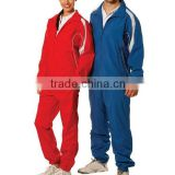 Durable best sell sports velvet tracksuits for women
