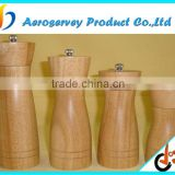 bamboo manual pepper grinder