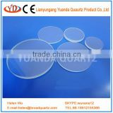 transparent uv quartz glass plate,clear quartz plate glass