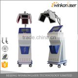 Medical CE FDA approved supplement laser hair growth machine to men and women
