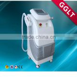 2014 hot selling skin pigment removing machine with 2 handpieces