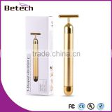 24K Gold Plated Face Slim Bar Thin Face Electric Beauty Bar