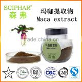 High quality Sex strength product Black Maca root extract powder/ Black Maca extract powder