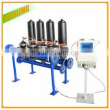Easy using Auto Backwash sand filter for drip irrigation system for Seawater Cheap price
